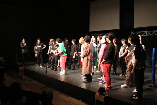 札幌オーギリング休止発表。客席は静寂に包まれた(2017年6月11日/生活支援型文化施設コンカリーニョ)